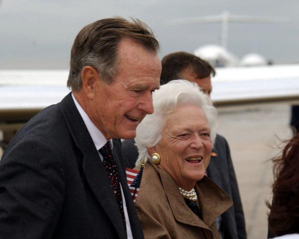 In Honor of President George Herbert Walker Bush June 12, 1924 – November 30, 2018