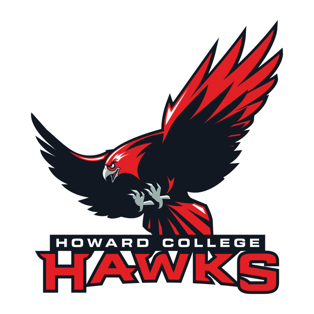 Howard College Hawk Logo