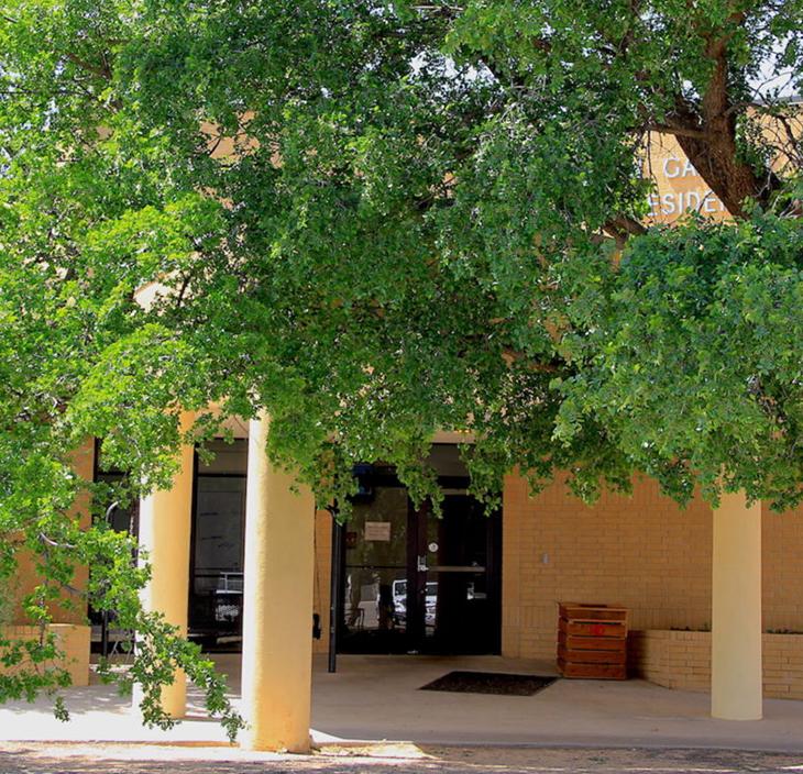 Turner Entrance