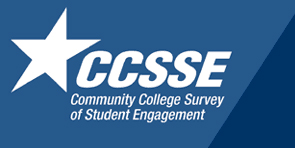 Community College Survey of Student Engagement letters CCSSE logo