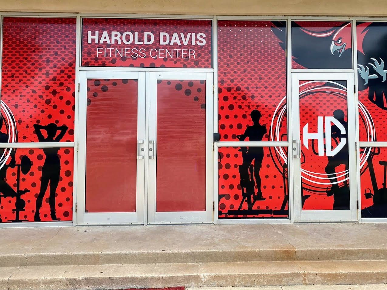 Howard College Makes Upgrade at Fitness Center