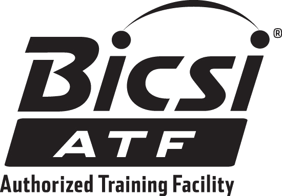 b I c s I training center logo