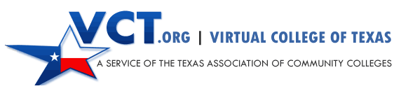 Virtual College of Texas website logo